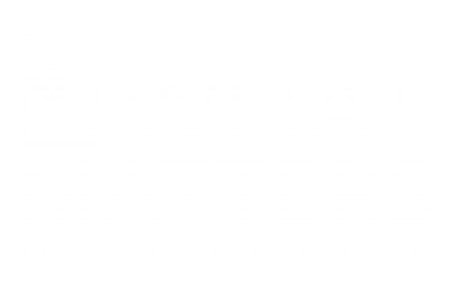 What Matters Real Estate