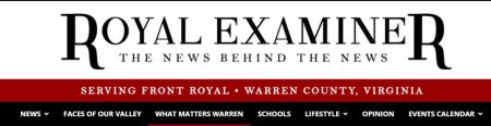 What Matters with Royal Examiner
