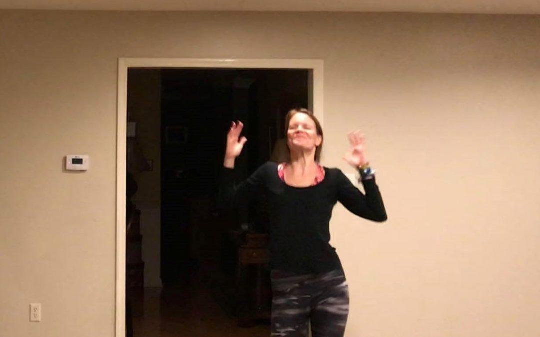 "Medicizing–""The Prayer Dance"""